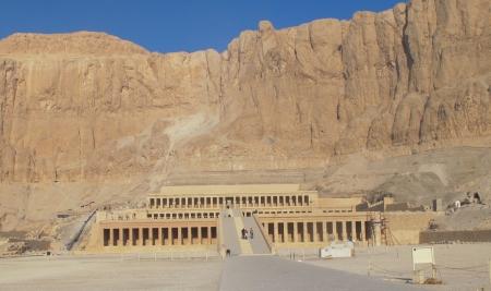 Tempel der Hatschepsut, Ägypten