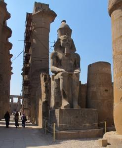 Tempel von Luxor, Ägypten