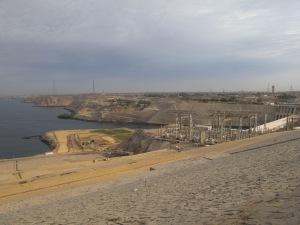Assuan Staudamm