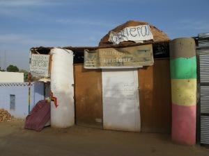 Nubisches Dorf, Assuan
