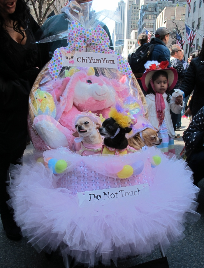Easter Paraade, 5th Avenue