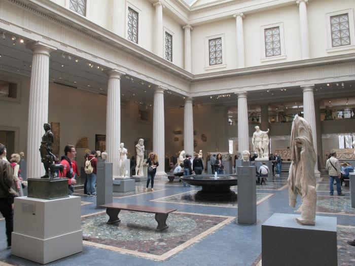 Römische Sammlung im Met