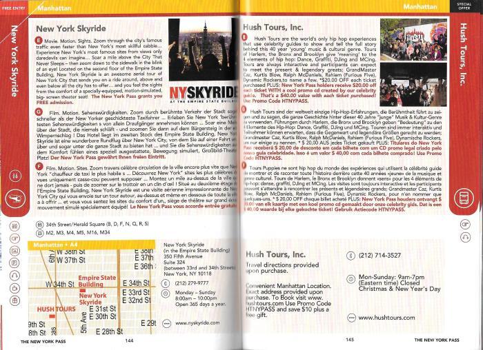 New York Pass Guide