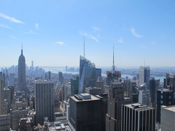 New York: Top of the Rock