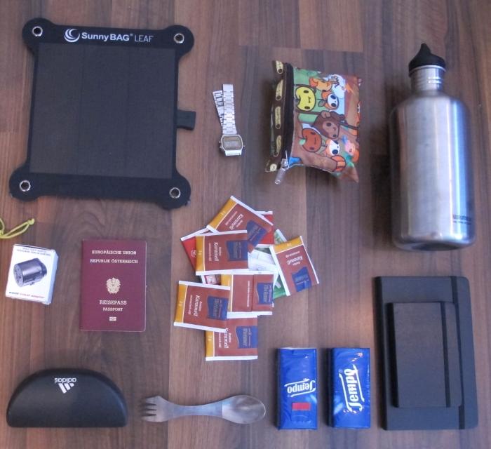 Trekking Packliste
