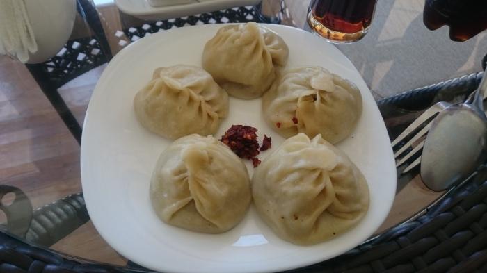 Manty Kirgistan Kulinarische Weltreise Kirgisische Küche