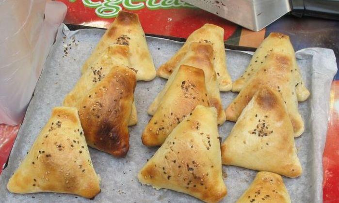 Somosa Kirgistan Kirgisische Küche Kulinarische Weltreise