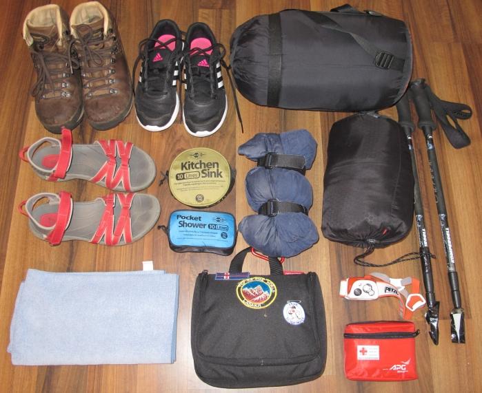 Trekking Packliste Reise Reiseblog Kirgistan