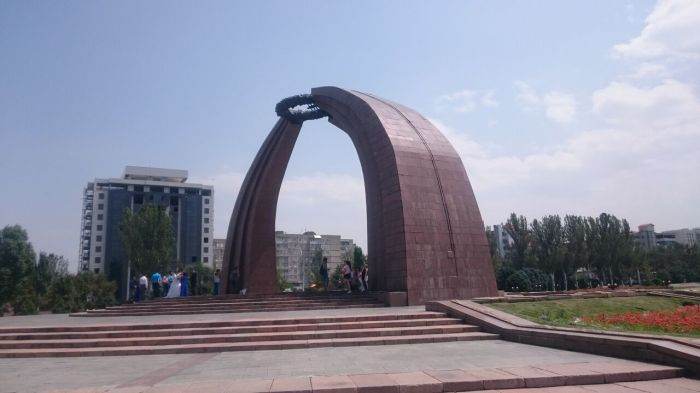Victory Square Bishkek Free Walking Tour
